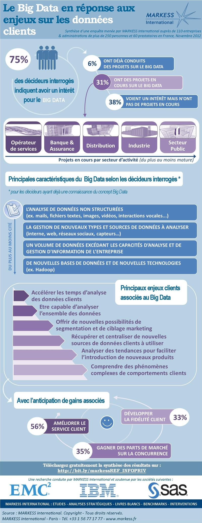 infographie big data markess