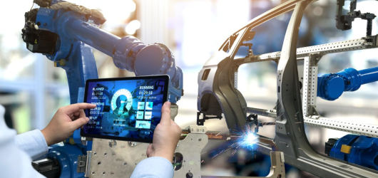 Driving Ahead China And The Connected Auto Industry