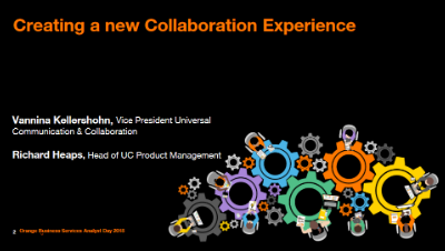 collaboration experience