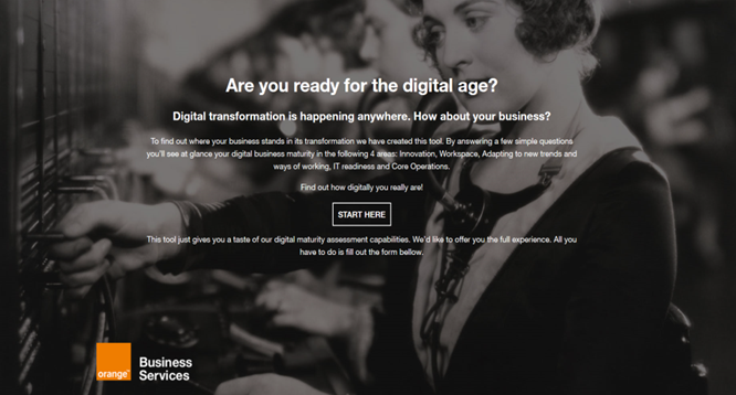 Are you ready for the digital age?
