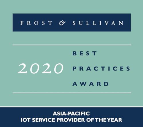 Asia-Pacific IoT Service Provider of the Year