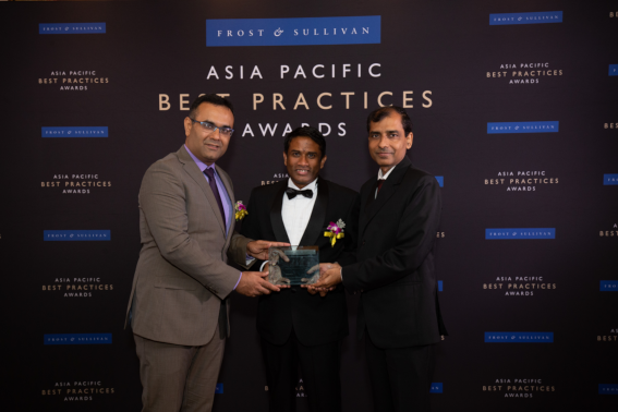 Asia-Pacific Cloud Contact Center Service Provider of the Year