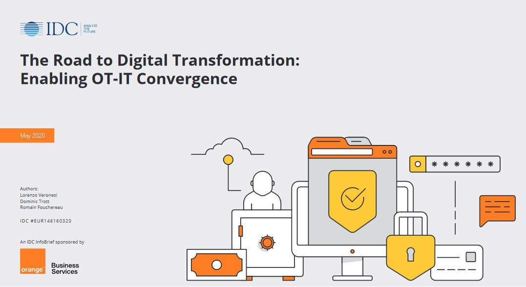 The Road to Digital Transformation: Enabling OT-IT Convergence