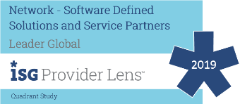 ISG Provider Lens™  Network – Software Defined Solutions and Services