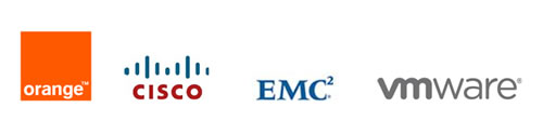 Orange Business Services, Cisco, EMC and VMware to Pave the Way for Easy Cloud Computing Adoption