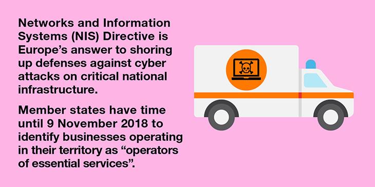 NIS Directive boosts infrastructure cybersecurity | Orange
