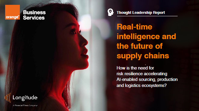 Real-time intelligence and the future of supply chains