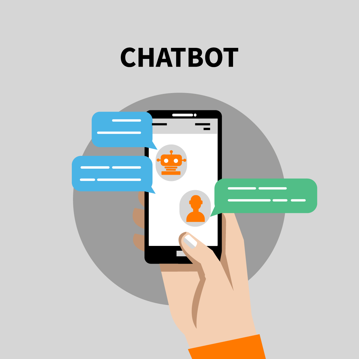 25% of customer service operations will use chatbot technology by 2020