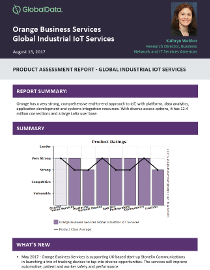 GlobalData IoT Report Oct17