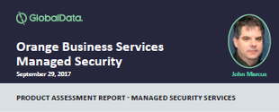 GlobalData Managed Security Services
