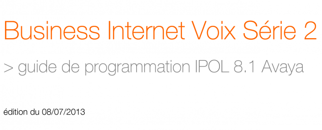 Guide_programmation_PBX_Avaya_IPOL