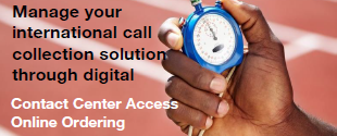 Contact Center Access Online Ordering