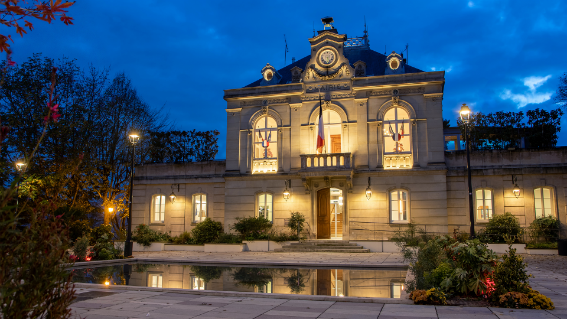 Mairie Fontenay aux Roses