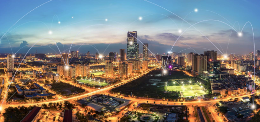 Creating the future of urban life and work: building smart cities with Orange Business Services
