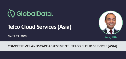 GlobalData Telco Cloud Services (Asia) Competitive Landscape Assessment