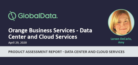 GlobalData Data Center and Cloud Services Product Assessment