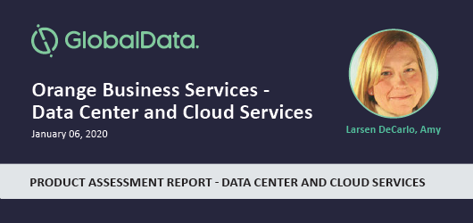 "Orange Business Services rated ""Strong"" in GlobalData Data Center and Cloud Services Product Assessment"