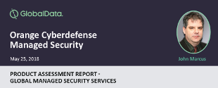 GlobalData Product Assessment Report - Global Managed Security Services