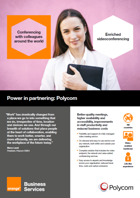 Power in Partnering: Polycom