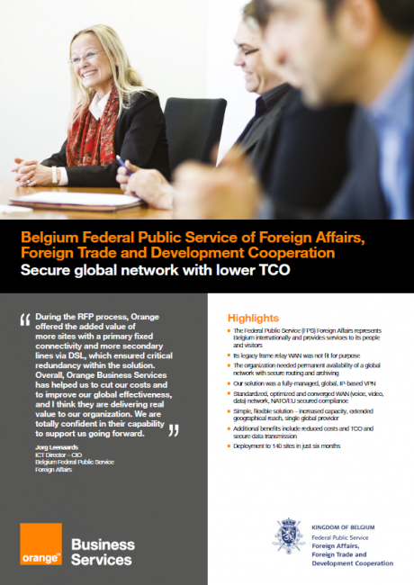 Belgium Federal Public Service of Foreign Affairs