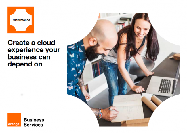 Create a cloud experience your business can depend on