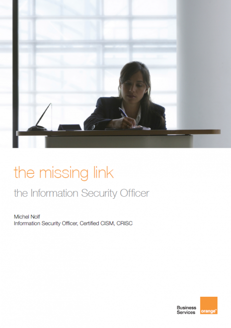 The Missing Link: The Information Security Officer