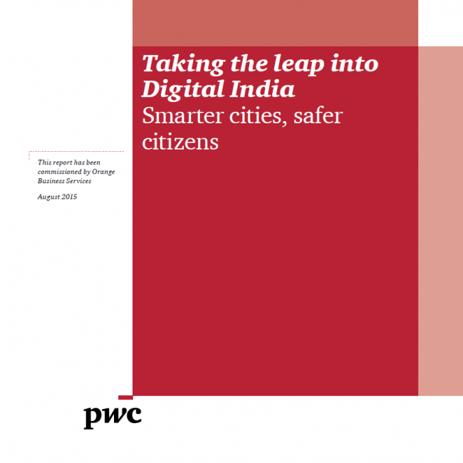 Taking the Leap into Digital India
