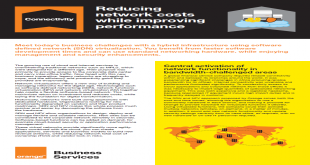 Reducing network costs while improving performance