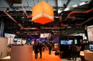 Vivatech 2019 Stand Orange