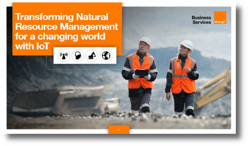 Transforming Natural Resource Management for a changing world with IOT